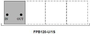 Bandpass Filter 120 UHF cavity