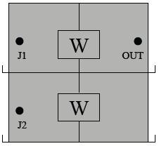 Manifold Combiner 210 VHF double cavity